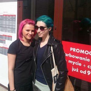 Sylwia i Martyna Warszawa